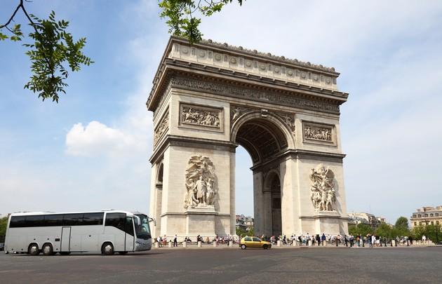 Trouver son autocariste à Paris